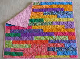 Jelly Roll Race Baby Quilt | & I needed two baby quilts in a hurry and was thrilled to find the Jelly Roll  Race pattern online. The instructions are excellent, so I will not add ... Adamdwight.com