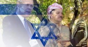 Image result for بازی بارزانی با خرگوش اسرائیلی