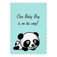 Panda Die Cuts Panda Birthday Panda Decorations Panda Baby Panda Baby Shower Theme