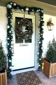 D Grapevine Garland Around Front Door Mesh Most  Visited Gallery Featured In Stunning