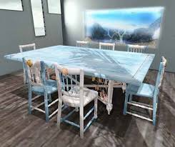11 beach dining room sets zoom view images 4 a aa1 aa2 aphrodite seaside coastal dining 12 beach dining room sets coastal beach white oak round expandable