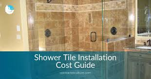 shower stall tile installation shower tile installation cost guide and best tips for installation