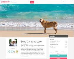 Pet Sitter Profile Examples Cute Pet 125 Great Catchy Pet Sitting Business Names Pet