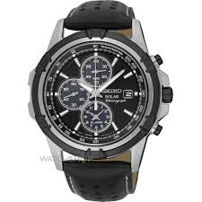 men s seiko alarm chronograph solar powered watch ssc147p2 mens seiko alarm chronograph solar powered watch ssc147p2