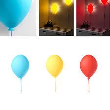 ikea kids lighting. IKEA Kids Wall Lamp | Night Light Balloon-shaped DROMMINGE Red Blue Yellow Ikea Lighting R