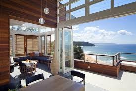 exquisite modern beach house in australia palm beach house