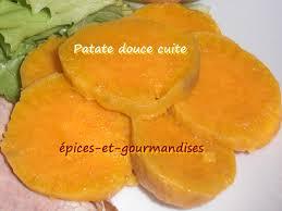 Patate Douce Recette Light