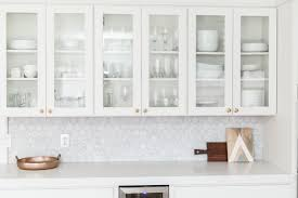 Wallpaper For Kitchen Cabinets Finishing Our Kitchen Cabinets With Tempaper All We Are Blog By