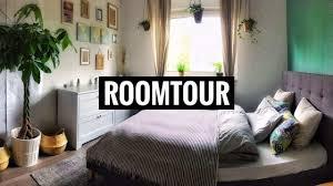 Tumblr Bett Schlafzimmer Room Tour Mit Pinterest Diy Deko Während