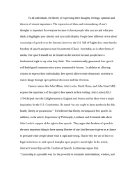 speech examples in doc speech sample individual persuasive sample speech essay