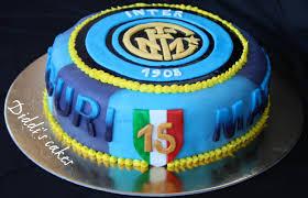 Torte interiste le torte per i veri tifosi nerazzurri