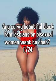 Black bisexual women chat