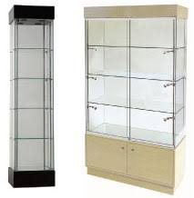 Free Standing Display Cabinets Display Cabinets Trophy Cabinets Display Counters 4