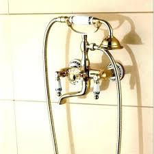 shower head attachment for bathtub faucet shower head attached to faucet bathtub faucet shower hose handheld