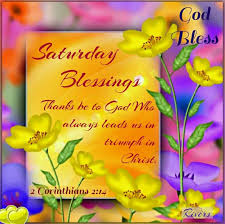 2018 6 Saturday Blessings A Christian Pilgrimage Page 6