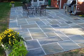 bluestone patio cost inspiring flagstone