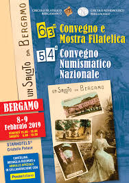 Circolo Filatelico Bergamasco on Twitter: