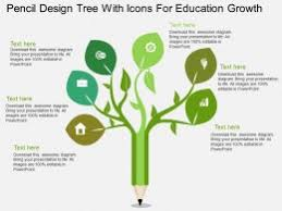 tree diagram powerpoint tree diagram powerpoint presentation diagrams slides and templates