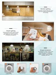 wireless closet lighting. power supply 3 x aaa batteries for the light and 2 control 05w effective range 5 meters wireless closet lighting u