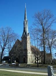 grove presbyterian church memorial garden