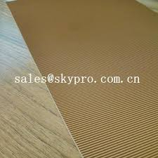abrasion resistant natural crepe shoe sole rubber sheet corrugated pattern images