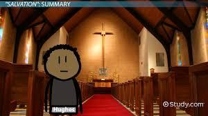 salvation by langston hughes summary video lesson transcript  salvation by langston hughes summary video lesson transcript com