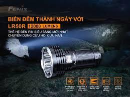 Phần 2] Giới thiệu đèn pin Fenix mới: LD32 UVC, LR50R, E02R và Elite! -  Chuyên trang EDC