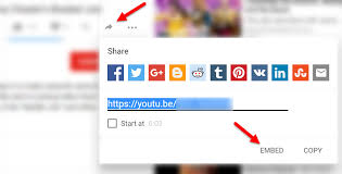youtube video image size how to change a youtube video embed code size