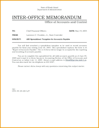 Inter Office Memo Format Interoffice Memo Samples Archives Template Memorandum