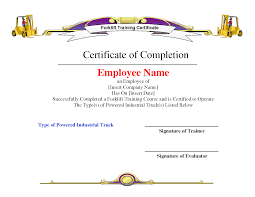 forklift license template download brilliant ideas of forklift training certificate template on as an