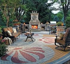 backyard designs. Backyard Landscaping With Pavers Designs Stunning Paving For Photo Of Nifty 9 Ideas And Grass W