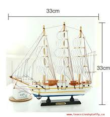 kids toys new handmade wooden ship model pirate sailing boats toys for children home decor not removable lsprvfub