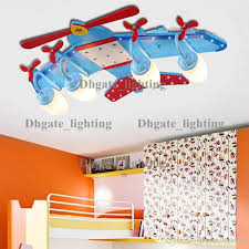 modern kids lighting. Boy Room Lighting Modern Kids Children Lights Bedroom Fixtures Flush Retro Acrylic Airplane Ceiling Lamp Pendants Bronze Pendant Light