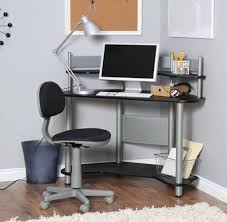 Small Corner Desks For Home Home Corner Desk Small Spaces Cozy  Inside Small  Corner Computer