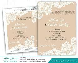 Free Download Wedding Invitation Templates Diy Printable Wedding Invitations