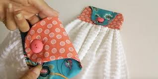 diy gifts to sew for friends kitchentowels quick and easy sewing projects and free