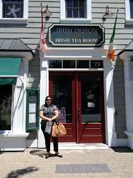 Irish Design Shop Niagara On The Lake Celiac Baby Review The Irish Tea Room In Niagara On The