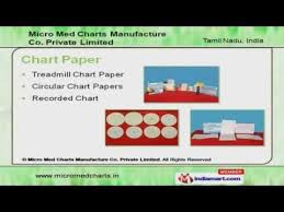 Chart Paper Rolls By Micro Med Charts Manufacture Co Private Limited Chennai