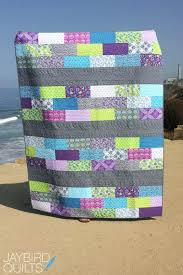 Strip Pieced Quilt Block Patterns Strip Pieced Quilts Easy Designs ... & 40 Easy Quilt Patterns For The Newbie Quilter Strip Pieced Quilt Block  Patterns Strip Quilt Pattern Adamdwight.com