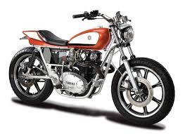 custom yamaha xs650 street tracker classic japanese motorcycles