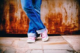 Image result for kids standing in shoes