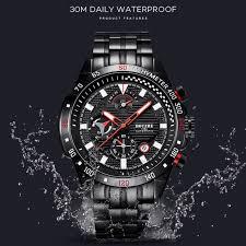 <b>BOYZHE Men's</b> Self-Wind <b>Mechanical</b> Watches Waterproof ...