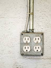 how to install an exterior electrical outlet forgetting to update electrical system