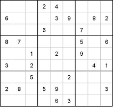 free sudoku puzzle printable online hard