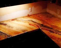 image of resin countertops cost