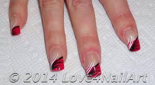 Love4NailArt: Easy Nail Art For Beginners - Simplistic Lines Tutorial