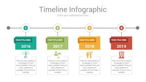 Timeline Infographics Keynote Presentation Template Diagrams