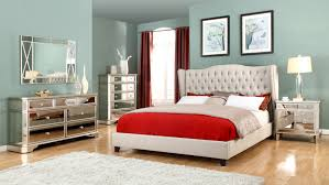 borghese mirrored furniture. t1830 u2013 borghese mirrored 7 drawer dresser silver with gold brushing furniture o