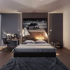 Manly Bedroom 30 Best Bedroom Ideas For Men Bedroom Ideas Bedroom Designs And