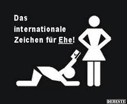 Das Internationale Zeichen Für Ehe Lustige Bilder Sprüche Witze
